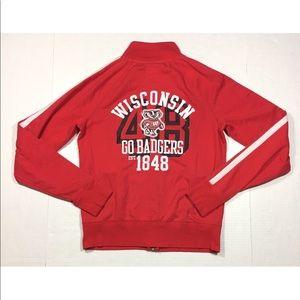 Victoria's Secret PINK Wisconsin Badgers Sweater